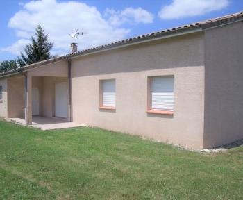 Location Villa 4 pièces Mirepoix (09500) - Proche Cité Scolaire