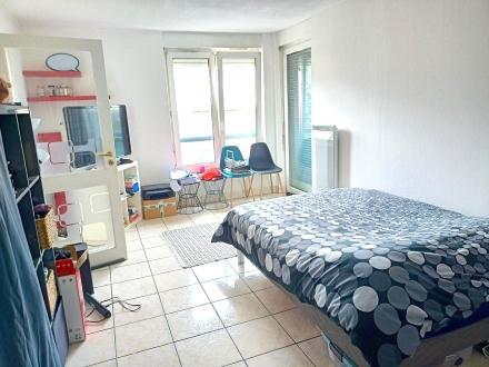 Location Appartement 1 pièce Strasbourg (67000) - Cronenbourg